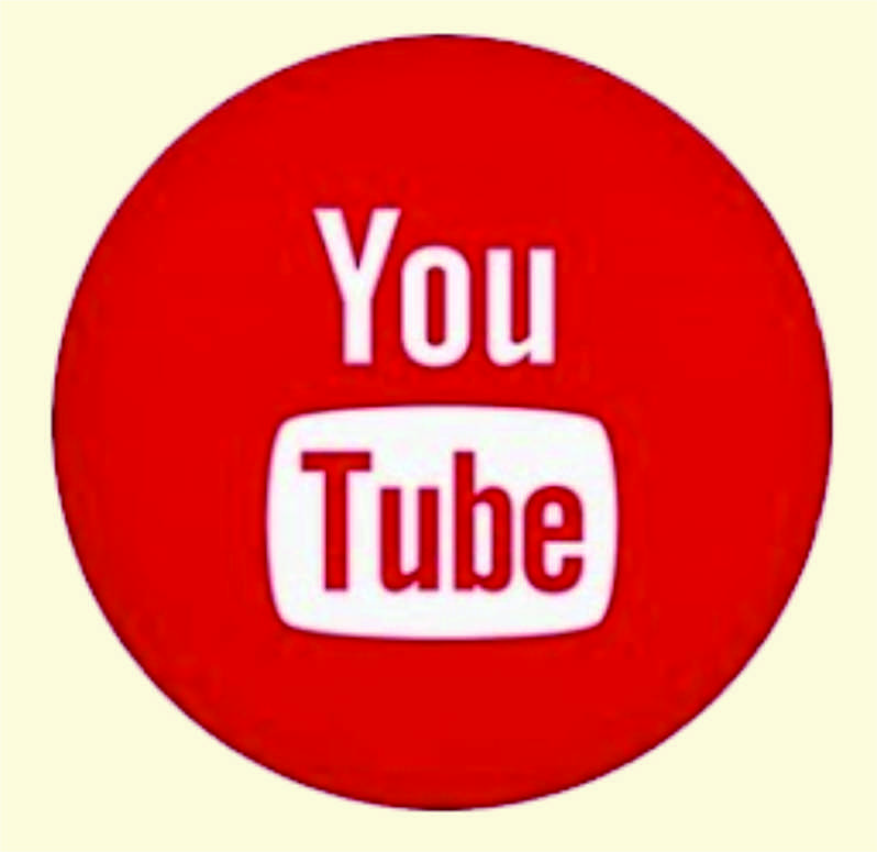Loghi social  youtube
